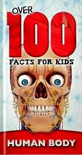 Human Body, Over 100 Facts For Kids, Hardback, Children's Book, (UNREAD)