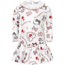 Monnalisa Hello Kitty Dress 2 Years BNWT £105