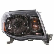 For Tacoma 05-11, CAPA Passenger Side Headlight, Clear Lens