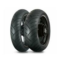 Maxxis Supermaxx Evo Tyre Pair 180/55-17 120/70-17 Sports Touring