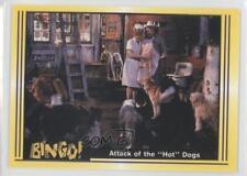 1991 Pacific Bingo! Movie #56 Attack of the Hot Dogs Non-Sports Card 0b6