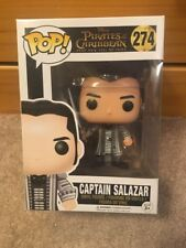 Funko Pop! Disney Pirates of the Caribbean Captain Salazar #274 REGULAR VINYL