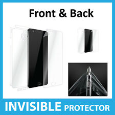 OnePlus 3/One 3 Protector De Pantalla Invisible Shield Plus Completo Frontal Y Posterior