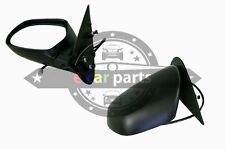 TOYOTA HIACE KDH & TRH 03/2005-11/2013 LEFT SIDE DOOR MIRROR ELECTRIC BLACK