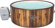More details for helsinki lay-z-spa hot tub jacuzzi inflatable spa bestway 2021 new pump model