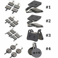 2PairS MTB Bicycle Cycling Disc Brake Pads For Shimano M375 M445 for Avid BB5