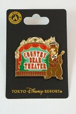 Tokyo Disney Resort Pin 2018 Country Bear Theater Henry Sammy