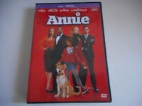 DVD - ANNIE - CAMERON DIAZ / J.FOXX / Q.WALLIS / R.BYRNE - ZONE 2
