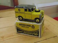 Vintage Morestone AA Road Services Land Rover Boxed
