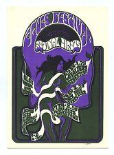 Retinal Circus Postcard 1968 Apr 25 The Loyalists Ectoplasmicassualt