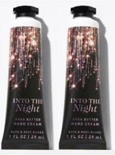 Bath & Body Works INTO THE NIGHT Hand Cream 1 oz x 2 Lot
