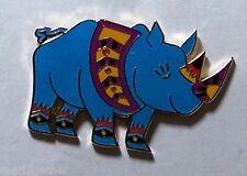 Disney Pin Whimsical Rhino Animal Kingdom Pin Event