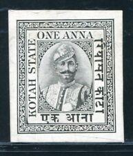 INDIA KOTAH STATE DIE PROOF