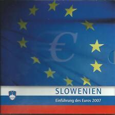 Slowenien Euro KMS - Einführung des Euro