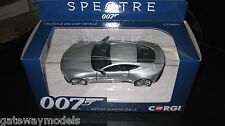 1/36 CORGI  JAMES BOND 007 ASTON MARTIN DB10  FROM SPECTRE MOVIE AWESOME CC08001