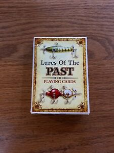 Rivers Edge Lures Of The Past Playing Cards Pack Of 54 Cards