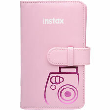 Fujifilm Instax Mini Wallet 108 Photo Album PINK for 7S 8 9 25 50S 90 Cameras
