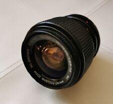 Vivitar 35-70mm f2.8-3.8 MC Macro Focusing Zoom Camera Lens Rare OM UK Fast Post
