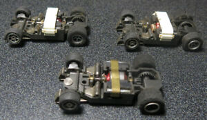 AURORA G-PLUS CHASSIS LOT OF 3
