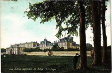 CPA   Saint-Germain-en-Laye - Les Loges  (353578)