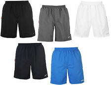 ✔ SLAZENGER Herren kurze Sporthose Fussballhose Fitness S M L XL XXL 3XL 4XL NEU