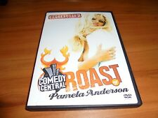 The Comedy Central Roast of Pamela Anderson Uncensored (DVD, 2006) Used