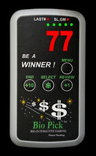 Bio-Pick Interactive Lottery & Keno Device