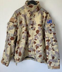 Australian Army Combat DPDU Desert Camo Soft Shell Jacket & Pant Set Genuine XL