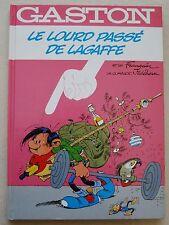 Gaston Lagaffe Le Lourd passé de Lagaffe & Des Gaffes et des Dégâts FRANQUIN