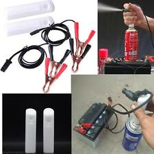 Universal Portable DIY Car Off-Road Fuel Injector Flush Cleaner Adapter Tool Kit