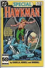 DC Comics Hawkman Special Annual #1 VF/NM 1986 First issue!