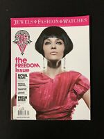 JFW MAGAZINE Issue #01 2008  Free Style - Jewels, Fashion, Watches Harry Winston