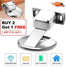 Strong Magnetic Door Stop Floor Mounted Invisible Home Door Holder Stopper Catch