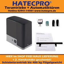 Rolltor Hoftor Schiebetorantrieb bis 400kg Torflügel HATECPRO® Roller4