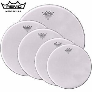 Remo Silent Stroke Mesh Rock Pack 22 10 12 16 14 snr Drum Head Skins