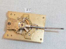 Large Clock Platform Escapement 41 x 29 Carriage Wall Mantle Ships Clock
