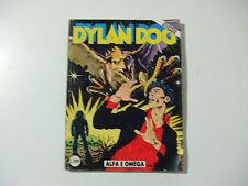 Dylan Dog - Alfa E Omega - N° 9  Anno 1992 (Seconda Ristampa) Fumetto