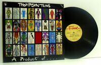 THOMPSON TWINS a product of LP EX+/EX-, FA 3074, vinyl, album, 1984, synth pop,