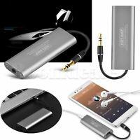 Mini HIFI Kopfhörer Verstärker Amplifier Audio Stereo AMP für Smartphones/Auto