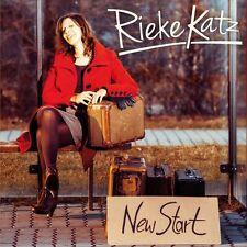 "RIEKE KATZ New Start CD NEU incl. Single ""Mentally Free"" / Jazz / Pop / Soul"