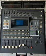 Yamaha O2R Digital Mischpult mit Meterbridge u. Case