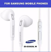 Galaxy S7/S6 In-ear Earphone Headphone with Mic & Remote For Samsung/Sony/Moto