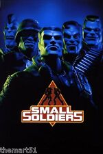 Small Soldiers (1998) VHS CIC