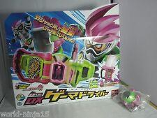BANDAI Masked Kamen Rider EX-AID Henshin Belt DX GAMER DRIVER Japan Ghost icon