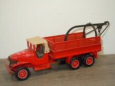 GMC Truck Secours Routiers - Solido France 1:50 *37147