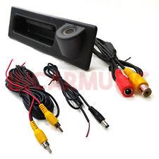 Hinten Kofferraum Griff Umgekehrte Parken Kamera für BMW X5 F15 X3 F25 5 F10 3