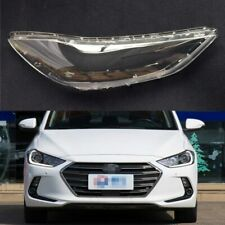 For Hyundai Elantra Car Headlight Headlamp Clear Lens Front Auto Shell Cover