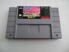 Mecarobot Golf (PAL) Super Nintendo SNES Cart only