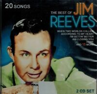 JIM REEVES - THE BEST OF (CD)