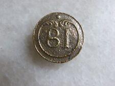 Bouton Militaire 81e Regiment d'Infanterie de Ligne GM Napoleon Ier Empire